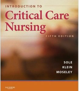 Test Bank (Complete Download) for  Introduction to Critical Care Nursing
