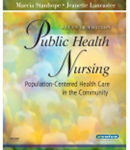 Test Bank (Complete Download) for  Public Health Nursing Population Centered Health Care in the Community