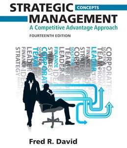 Test Bank (Complete Download) for  Strategic Management A Competitive Advantage Approach