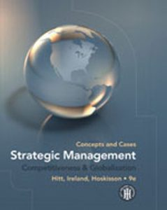 Test Bank (Complete Download) for  Strategic Management Concepts and Cases Competitiveness and Globalization
