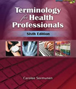Test Bank (Complete Download) for  Terminology for Health Professionals