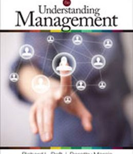 Test Bank (Complete Download) for  Understanding Management