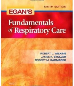 Test Bank (Complete Download) for  Egan's Fundamentals of Respiratory Care