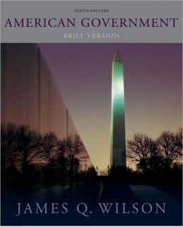 Test Bank (Complete Download) for  American Government: Brief Version