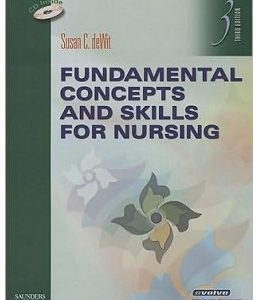 Test Bank (Complete Download) for  Fundamental Concepts and Skills for Nursing