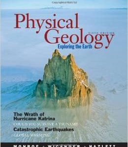 Test Bank (Complete Download) for  Physical Geology Exploring the Earth 6th Edition