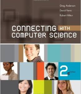 Test Bank (Complete Download) for  Connecting with Computer Science 2nd Edition