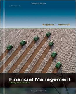 Test Bank (Complete Download) for  Financial Management Theory and Practice