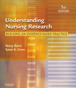Test Bank (Complete Download) for  Understanding Nursing Research Building an Evidence Based Practice 5th Edition