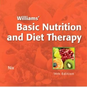 Test Bank (Complete Download) for  Williams' Basic Nutrition & Diet Therapy