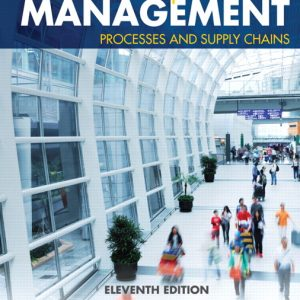 Test Bank (Complete Download) for Operations Management: Processes and Supply Chains