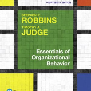 Test Bank (Complete Download) for Essentials of Organizational Behavior