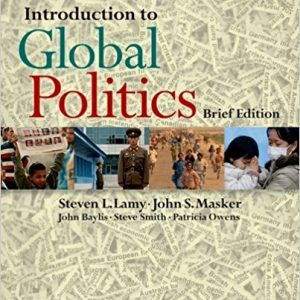 Test Bank (Complete Download) for Introduction to Global Politics