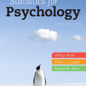Test Bank (Complete Download) for Statistics for Psychology
