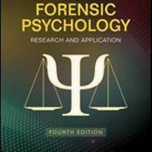 Test Bank (Complete Download) for Introduction to Forensic Psychology Research and Application