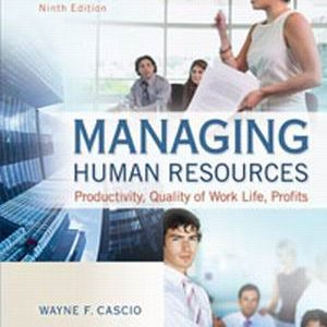 Test Bank (Complete Download) forManaging Human Resources