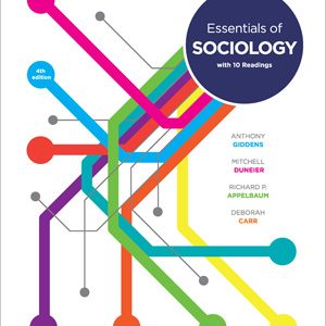Solution Manual (Complete Download) for Essentials of Sociology