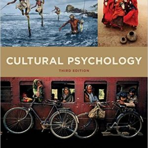 Test Bank (Complete Download) for Cultural Psychology