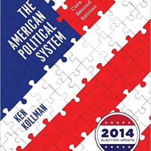 Test Bank (Complete Download) for The American Political System