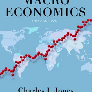 Solution Manual (Complete Download) forMacroeconomics