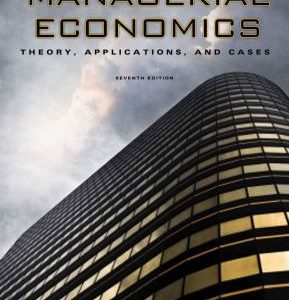 Test Bank (Complete Download) forManagerial Economics: Theory