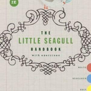 Test Bank (Complete Download) for The Little Seagull Handbook with Exercises