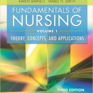 Test Bank (Complete Download) for Fundamentals of Nursing (2 Volumes)
