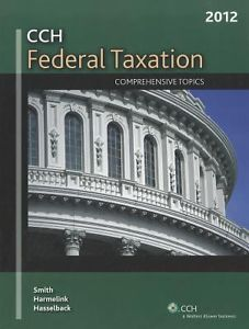 Test Bank (Complete Download) for CCH Federal Taxation Comprehensive Topics 2012