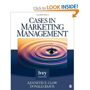 Solution Manual (Complete Download) for Cases in Marketing Management