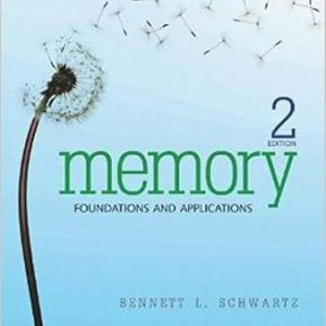 Test Bank (Complete Download) for Memory: Foundations and Applications
