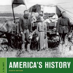 Test Bank (Complete Download) for America's History