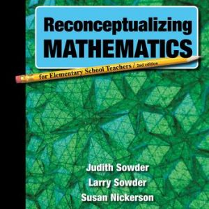 Solution Manual (Complete Download) for Reconceptualizing Mathematics
