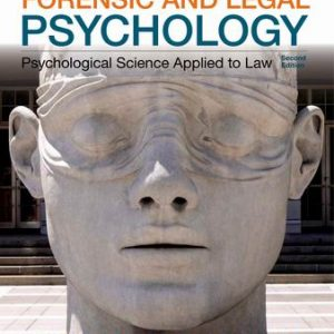 Test Bank (Complete Download) for Forensic and Legal Psychology