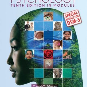 Test Bank (Complete Download) for Psychology Tenth Edition in Modules