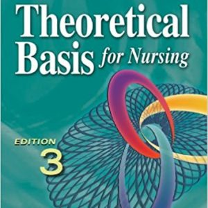 Test Bank (Complete Download) for Theoretical Basis for Nursing