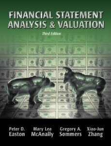 Test Bank (Complete Download) for Financial Statement Analysis and Valuation