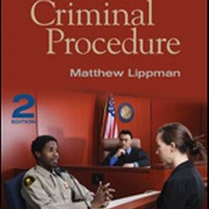 Test Bank (Complete Download) for Criminal Procedure