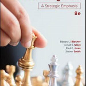 Test Bank (Complete Download) for Cost Management: A Strategic Emphasis