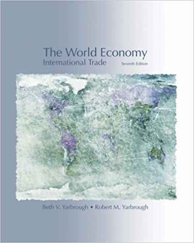 Solution Manual (Complete Download) for The World Economy: Trade and Finance