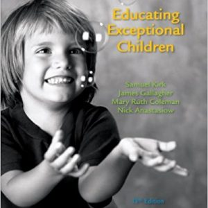 Test Bank (Complete Download) for Educating Exceptional Children