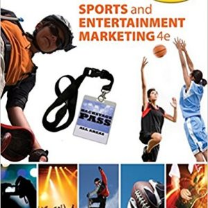 Test Bank (Complete Download) for Sports and Entertainment Marketing
