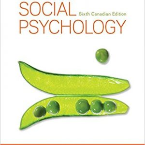 Test Bank (Complete Download) for Social Psychology
