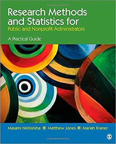 Test Bank (Complete Download) for Research Methods and Statistics for Public and Nonprofit Administrators