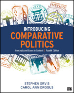 Solution Manual (Complete Download) Introducing Comparative Politics Concepts and Cases in Context 4th Edition By Carol Ann Drogus, Stephen Orvis ISBN: 9781506375465, ISBN: 9781506377780 Instantly Downloadable Solution Manual