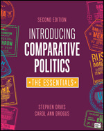 Solution Manual (Complete Download) Introducing Comparative Politics The Essentials 2nd Edition By Carol Ann Drogus, Stephen Orvis ISBN: 9781544379043 Instantly Downloadable Solution Manual