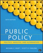Solution Manual (Complete Download) Public Policy Politics, Analysis, and Alternatives 6th Edition By Michael E. Kraft, Scott R. Furlong ISBN: 9781071811900, ISBN: 9781506358154 Instantly Downloadable Solution Manual