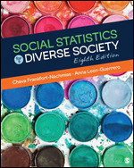 Solution Manual (Complete Download) Social Statistics for a Diverse Society 8th Edition By Anna Leon-Guerrero, Chava Frankfort-Nachmias ISBN: 9781506347202, ISBN: 9781544326238 Instantly Downloadable Solution Manual