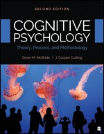 Solution Manual (Complete Download) Cognitive Psychology Theory, Process, and Methodology 2nd Edition By Dawn M. McBride, J. Cooper Cutting ISBN: 9781506383866, ISBN: 9781544324951 Instantly Downloadable Solution Manual