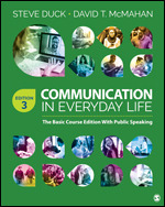 Solution Manual (Complete Download) Communication in Everyday Life The Basic Course Edition With Public Speaking 3rd Edition By David T. McMahan, Steve Duck ISBN: 9781071806890, ISBN: 9781071814994 Instantly Downloadable Solution Manual