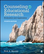 Solution Manual (Complete Download) Counseling and Educational Research Evaluation and Application 4th Edition By Rick A. Houser ISBN: 9781544305066, ISBN: 9781544399836 Instantly Downloadable Solution Manual